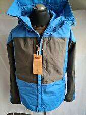 Fjällräven KEB Jacket, NEU! Herren, Gr. L, un blue/ stone grey, UVP 299,95