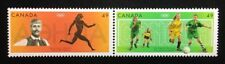 Canada #2049-2050a MNH, 2004 Olympic Summer Games Pair of Stamps 2004