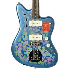 Fender Traditional 60's Jazzmaster in Blue Flower w/ Gig Bag