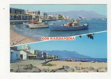 Kos Kardamena Grreece 1990 Postcard 866a
