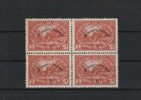 hungary mounted mint overprint stamps block ref r11127