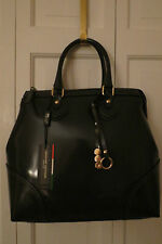 Gorgeous Asia Bellucci Leather Purse/Tote – Grey – NWT - $260+