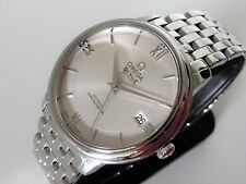 Omega DeVille Prestige Co-Axial Chronometer 424.10.37.20.02.001 with Spare Link