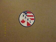 Nahl Vintage Defunct Circa 1970's League Hockey Sticker