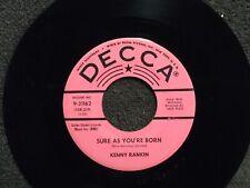 KENNY RANKIN Sure As You re Born DECCA 31162 DJ M-