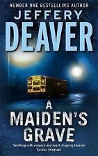 A Maiden's Grave, Jeffery Deaver | Paperback Book | Good | 9780340653753