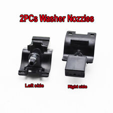 2Pcs Fit For Toyota Scion Lexus Front Windshield Wiper Washer Jet Nozzle Spray