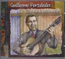 Salsa RARE CD Guillermo Portabales PROMESAS DE UN CAMPESINO