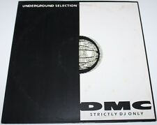 Underground Selection 2/92 [12 Inch Vinyl, 5 Track, 1992] UK Chic*Lifeforce *EXC
