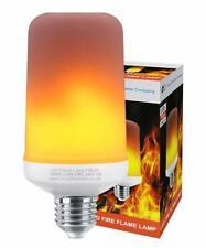 LED Flame Effect Light Bulb 3 Modes