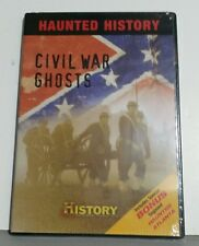 Haunted History Civil War Ghosts plus Haunted Atlanta New Sealed History Channel