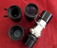 ZEISS PRIME LENSES SET for 35mm CAMERAS ARRI mount - Arriflex - S35mm