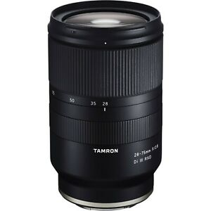 Tamron 28-75mm f/2.8 Di III RXD Lens for Sony E A036