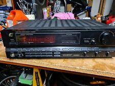 SANSUI STEREO RECEIVER amplifier, MODEL RZ-5500AV IN WORKING ORDER