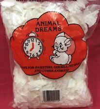 Hamster Bedding 100% SAFE Paper Coloured Hamster Mice Rats Gerbils Chinchilla