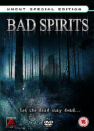 BAD SPIRITS - Uncut Special Edition - HORROR DVD NEW