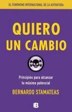 Quiero un cambio (Spanish Edition)-ExLibrary