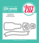 Avery Elle Elle-Ments Dies The Man Beer Bottle Pretzel