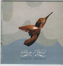 (FI305) Aaron Thomas, Made of Wood - 2010 DJ CD