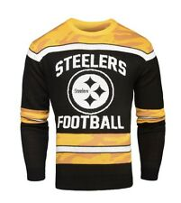 NWT Pittsburgh Steelers Football S Glow in the Dark Sweater Small NFL
