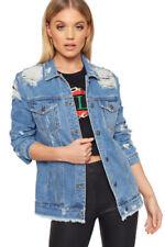 Cappotti e giacche da donna casual in cotone taglia 40