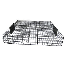 Rugged Ranch Sqr Live Squirrel Chipmunk Metal 2 Door Trap Cage (Open Box)
