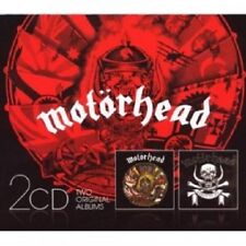 MOTÖRHEAD - 1916/MARCH OR DIE 2 CD 21 TRACKS HEAVY ROCK NEW+