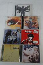 Musik CD's Konvolut Wylcef Jean Madonna Aguilera Black eyed Peas Enigma  (931)