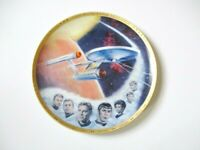 Star Trek Enterprise Limited Edition Collector's Plate - 1985 - Never Displayed!