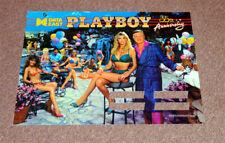Data East Playboy 35th Anniversary Pinball Translite