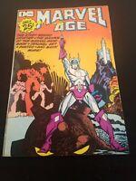 Marvel Age Comic Issue #1 (April, 1983) Vintage Bronze Age Saga of Crystar 1st