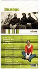 "DAZIBAO ""Alma"" (CD Digipack) 2005 NEUF"