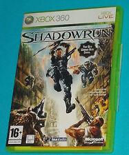 Shadowrun - Microsoft XBOX 360 - PAL