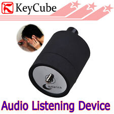 CHEATERS Door Contact Microphone Super Wall Door Spy Audio Ear Listening Device