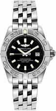 Breitling Galactic 32 Black Dial Automatic Women Watch A71356L2/BE76/367A