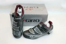 Giro Women's Solara Cycling Road Bike Shoes 37 5.75 Gunmetal Gray Berry 3-Bolt