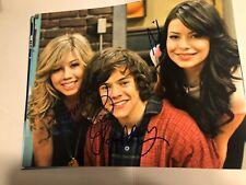 Harry styles Miranda cosgrove mccurdy signed 8 x 10 photo sexy picture