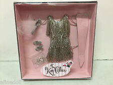 Tonner Tiny Kitty's Drop Dead Gorgeous outfit only flapper silver NRFB