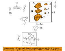 GM OEM Air Cleaner Intake-Filter Box Housing 96859246