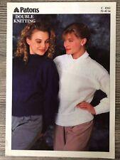 "6629 Vintage Lee Target Knitting Pattern: Mens Sweater 38-44/"" DK"