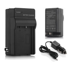 NP-20 Battery Charger For Casio Exilim EX-Z60 EX-Z70 EX-Z75 EX-Z77 S600 S880