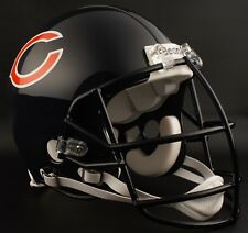 CHICAGO BEARS 1982-1999 NFL Riddell AUTHENTIC Throwback Football Helmet