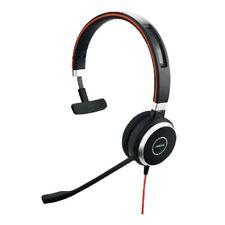 Jabra Evolve 40 MS Headset For MS Lync, Discreet boom arm [JAB01703]