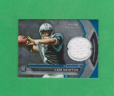 2011 Bowman Sterling Cam Newton Rookie Jersey Relic RC