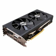 NEW Sapphire AMD Radeon RX 470 NITRO 4GB GDDR5 OC PCI-E Video Card DVI HDMI DP