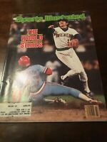 THE WORLD SERIES - SPORTS ILLUSTRATED - OCTOBER 25, 1982
