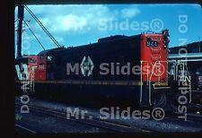 Original Slide Terra Transport Narrow Gauge NF210 944 In 1981 At St. Johns NFLD