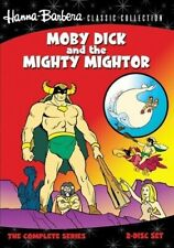 Moby Dick and the Mighty Mightor: The Complete Series [New DVD]
