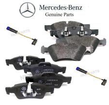 For Mercedes W164 ML W251 R W463 G Class Front Rear Brake Pads Sets Sensors KIT