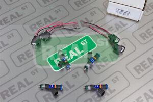 1000cc FIC Fuel Injector Clinic Injectors 06-09 S2000 RSX F22C K20A D17 HighZ